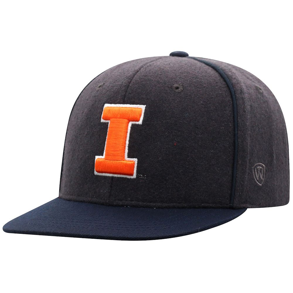 Youth Top of the World Illinois Fighting Illini Youth Stable Hat
