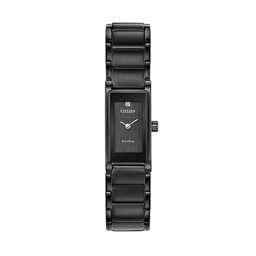 Citizen Eco-Drive Women's Axiom Diamond Accent Watch - EG7055-51E
