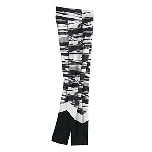 Girls 4-20 & Plus Size SO® High Rise Colorblock Performance Leggings