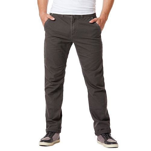 Men's Unionbay Relaxed-Fit Twill Utility Workwear Pants