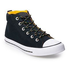 7add4a562599 Men s Converse Chuck Taylor All Star Street Mid Sneakers