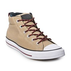dba30865cb4e Men s Converse Chuck Taylor All Star Street Mid Sneakers