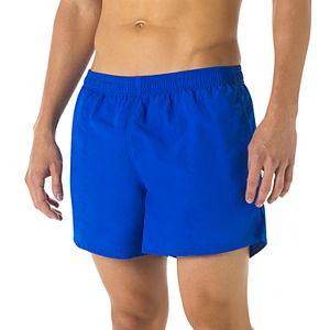 Men's Dolfin Solid 5-inch Swim Trunks