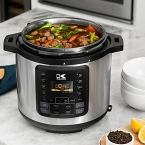 Kalorik 6-qt. 10-in-1 Multi-Use Pressure Cooker