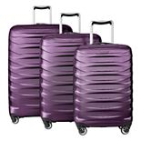 Ricardo Santa Cruz 7.0 Cliff 3-Piece Hardside Spinner Luggage Set