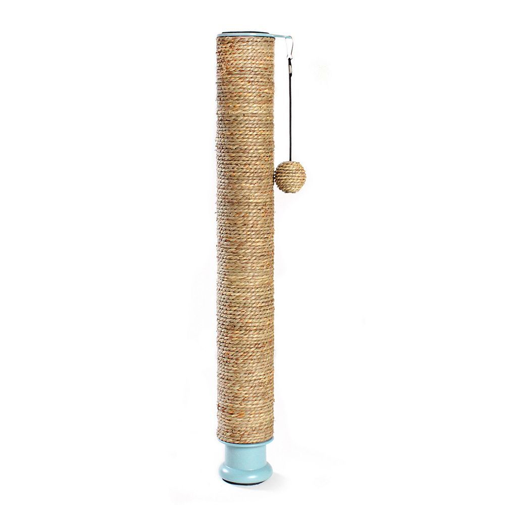 Hauspanther Scratch Pole Deluxe Adjustable Under-Table Cat Scratcher