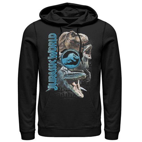 Men's Jurassic World Dino Group Hoodie