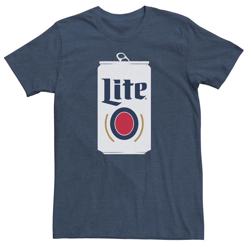 Men's Miller Lite Beer Graphic Tee