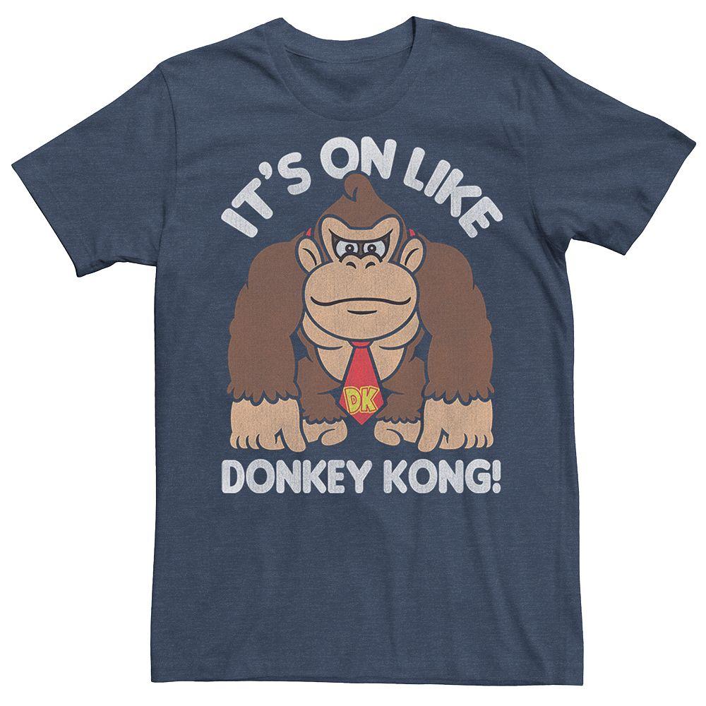 "Men's Donkey Kong ""It's On"" Tee"