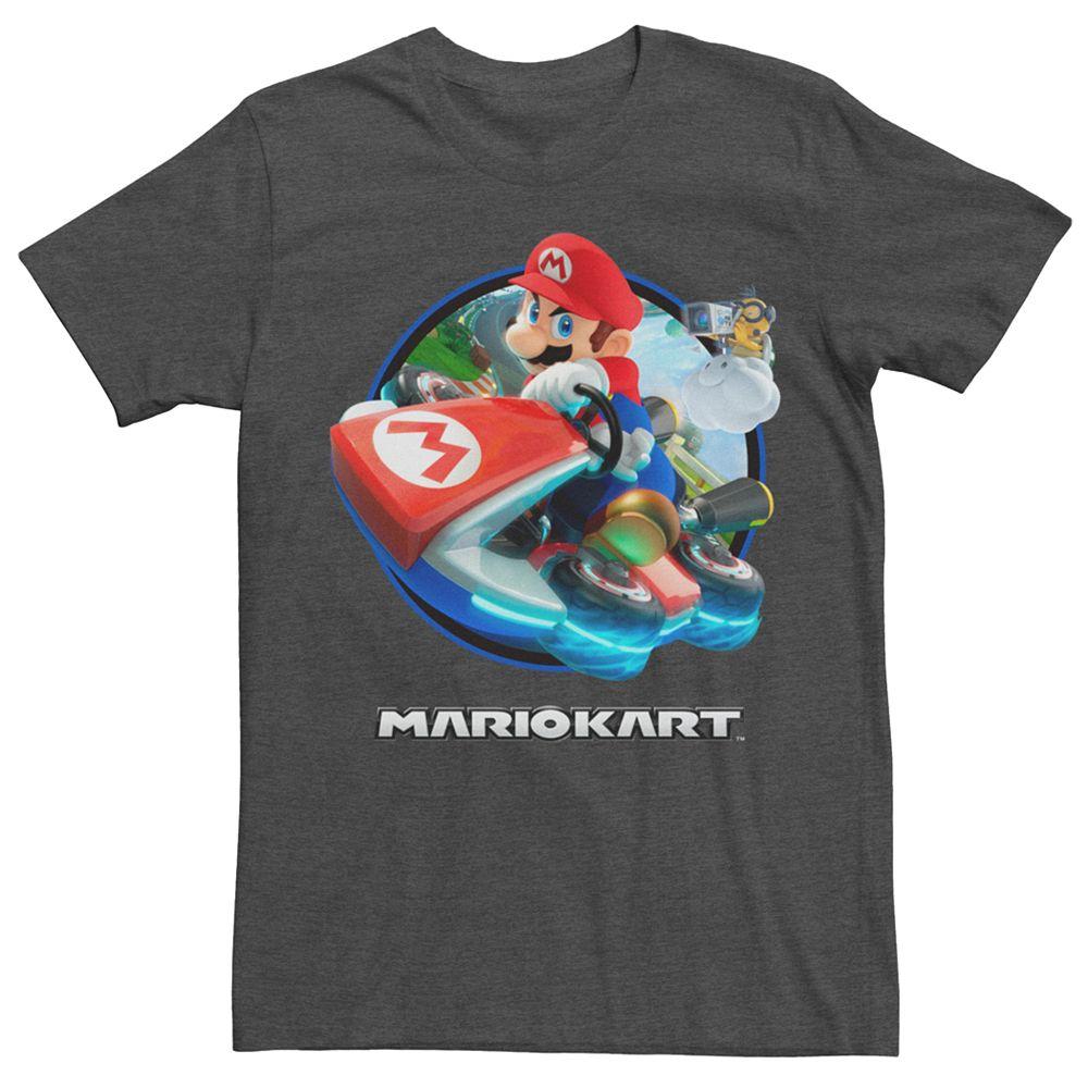 Men's Mario Kart Graphic Tee