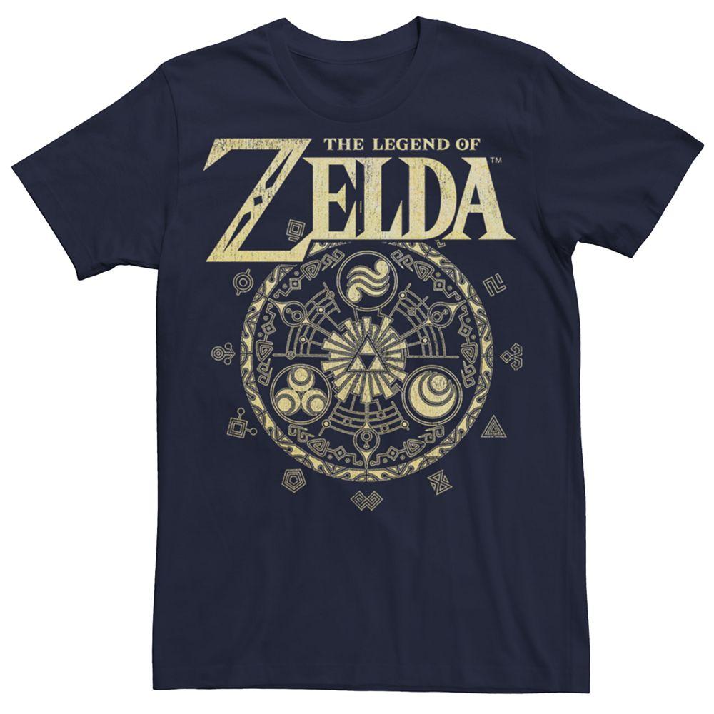 Men's Legend of Zelda Graphic Tee