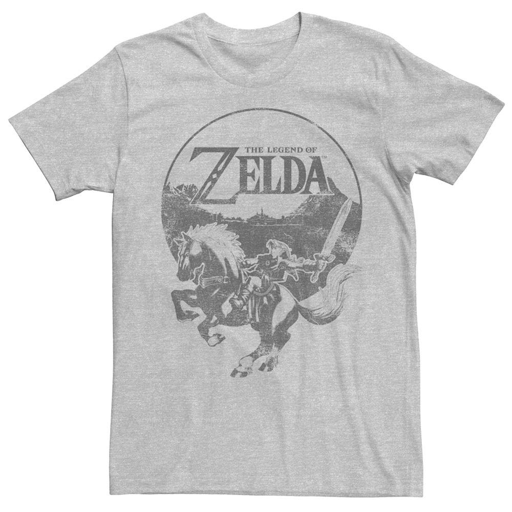 Men's Legend Of Zelda Epona Ride Tee