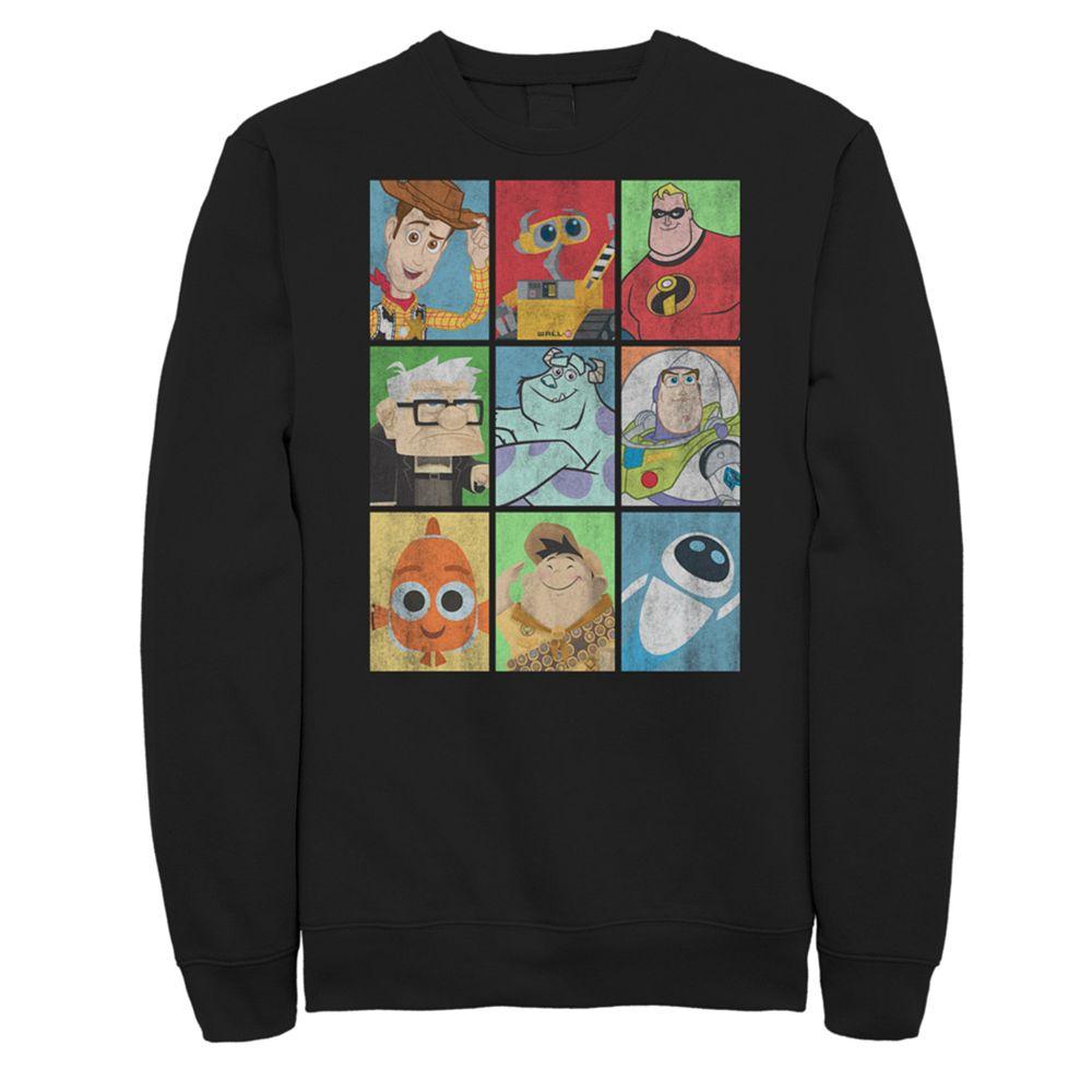 Men's Disney / Pixar Character Lineup Sweatshirt