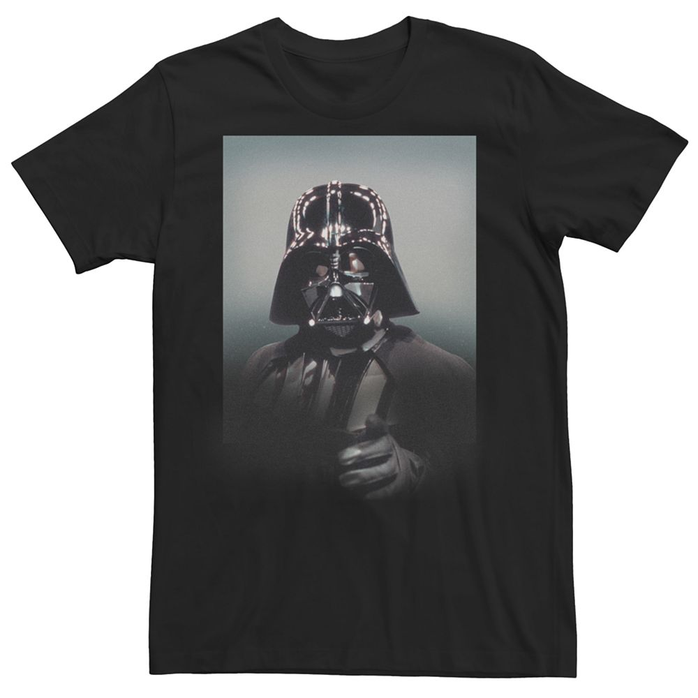 Men's Star Wars Darth Vader Photo Tee