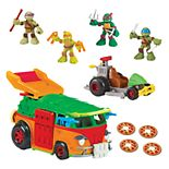 Playmates Teenage Mutant Ninja Turtles Half Shell Heroes Action Pack