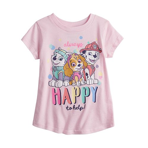 Toddler Girl Jumping Beans® Paw Patrol Skye, Everest & Marshall Graphic Tee