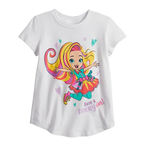 Toddler Girl Jumping Beans® Sunny Day Graphic Tee