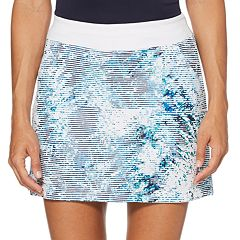 Women's Grand Slam Tropic Shades Print Golf Skort