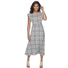 b90e2ca8903 Women s Croft   Barrow® Flutter Dress