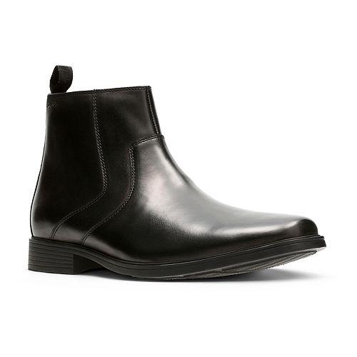 Clarks Tilden Zip Waterproof Men's Ankle Boot