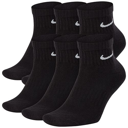 3-pack nike sportswear footie socks