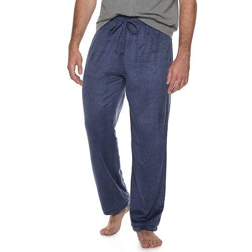 Big & Tall Cuddl Duds Fleece Sleep Pants