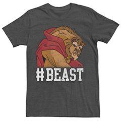 Men's Beauty And The Beast #Beast Tee