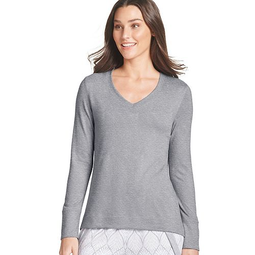 Jockey® Women's Starlight Star Bright Long Sleeve Top