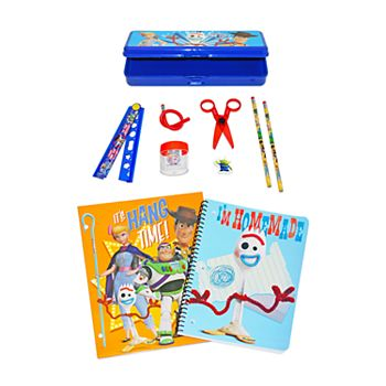 Disney / Pixar Toy Story 4 10-Piece Pencil Case Set
