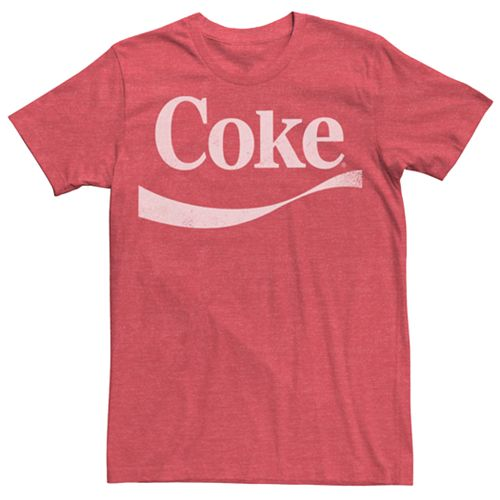 Men's Coca-Cola Logo Tee