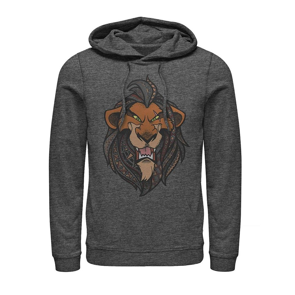 Men's Disney's The Lion King Scar Hoodie