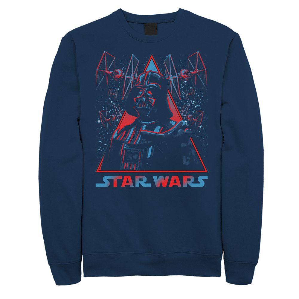Men's Star Wars Vader Tie Fighter Sweatshirt