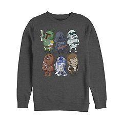 Men's Star Wars Classic Doodles Hoodie