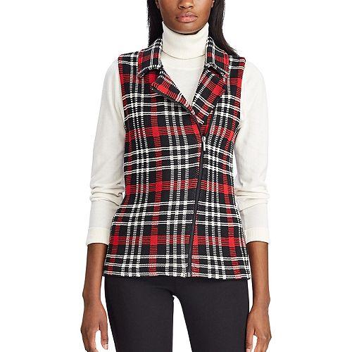Women's Chaps Sleeveless Sweater Vest