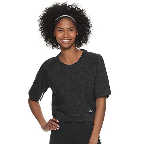 Women's adidas Sport to Street Short Sleeve Shirt