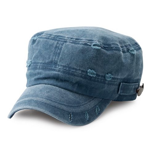 Women's SO® Distressed Cadet Hat