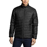 Deals on Eddie Bauer Mens Microlight Down Jacket + $10 Kohls Cash