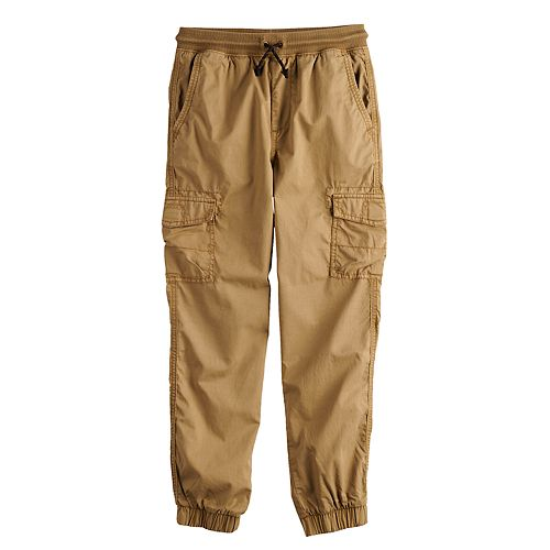 Boys 8-20 Urban Pipeline™ Twill Jogger Cargo Pants