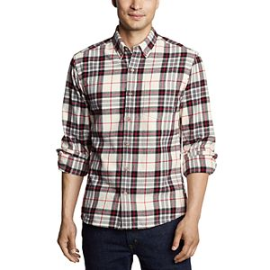 Men's Eddie Bauer Eddie's Favorite Flannel Button-Down Shirt