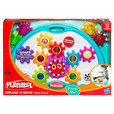 Playskool Busy Basics Busy Gears