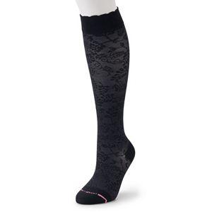 Women's Dr. Motion Grape Vine Compression Knee-High Socks
