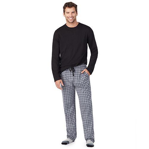 Men's Cuddl Duds Classic Pajama Set