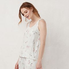 Women's LC Lauren Conrad Pocket Pajama Tank