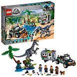 LEGO Jurassic World Baryonyx Face-Off: The Treasure Hunt Set 75935