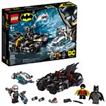 LEGO Super Heroes Mr. Freeze Batcycle Battle Set 76118