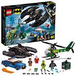 LEGO Super Heroes Batman, Batwing and The Riddler Heist Set 76120