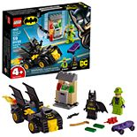 LEGO Super Heroes Batman vs. The Riddler Robbery Set 76137
