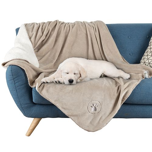 PetMaker 100perc Waterproof Polyester Pet Throw