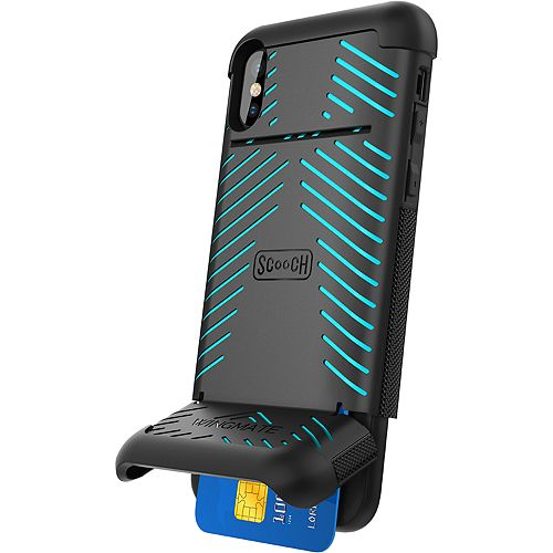 Scooch Wingmate Wallet Case for Apple iPhone Xs Max