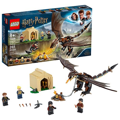LEGO Harry Potter Hungarian Horntail Triwizard Challenge Set 75946